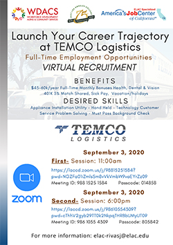 Launch Your Career Trajectory at TEMCO Logistics