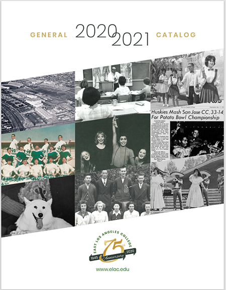 Cover page of The 2020-2021 General College