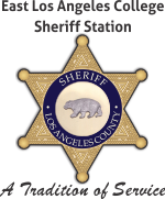 Sheriff Logo - East Los Angeles College Sheriff Station; A Tradition of Service