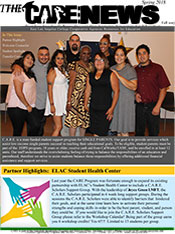 Thumbnail of CARE Newsletter - Fall 2017