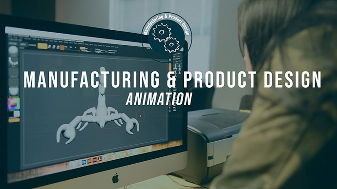 Manufacturing & Production Design: Animation