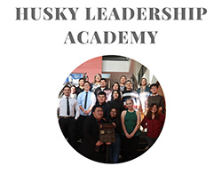 Thumbnail of Husky Leadership Academy with Students group picture