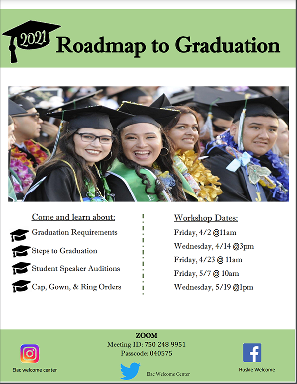 2021 Roadmap to Graduation