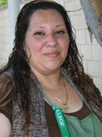 images of Aurora Navarro, Teacher