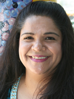 images of Maria C. Gutierrez, Specially Funded Program Technician