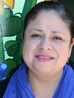 images of Rosa Mercado, Specially Funded Program Technician