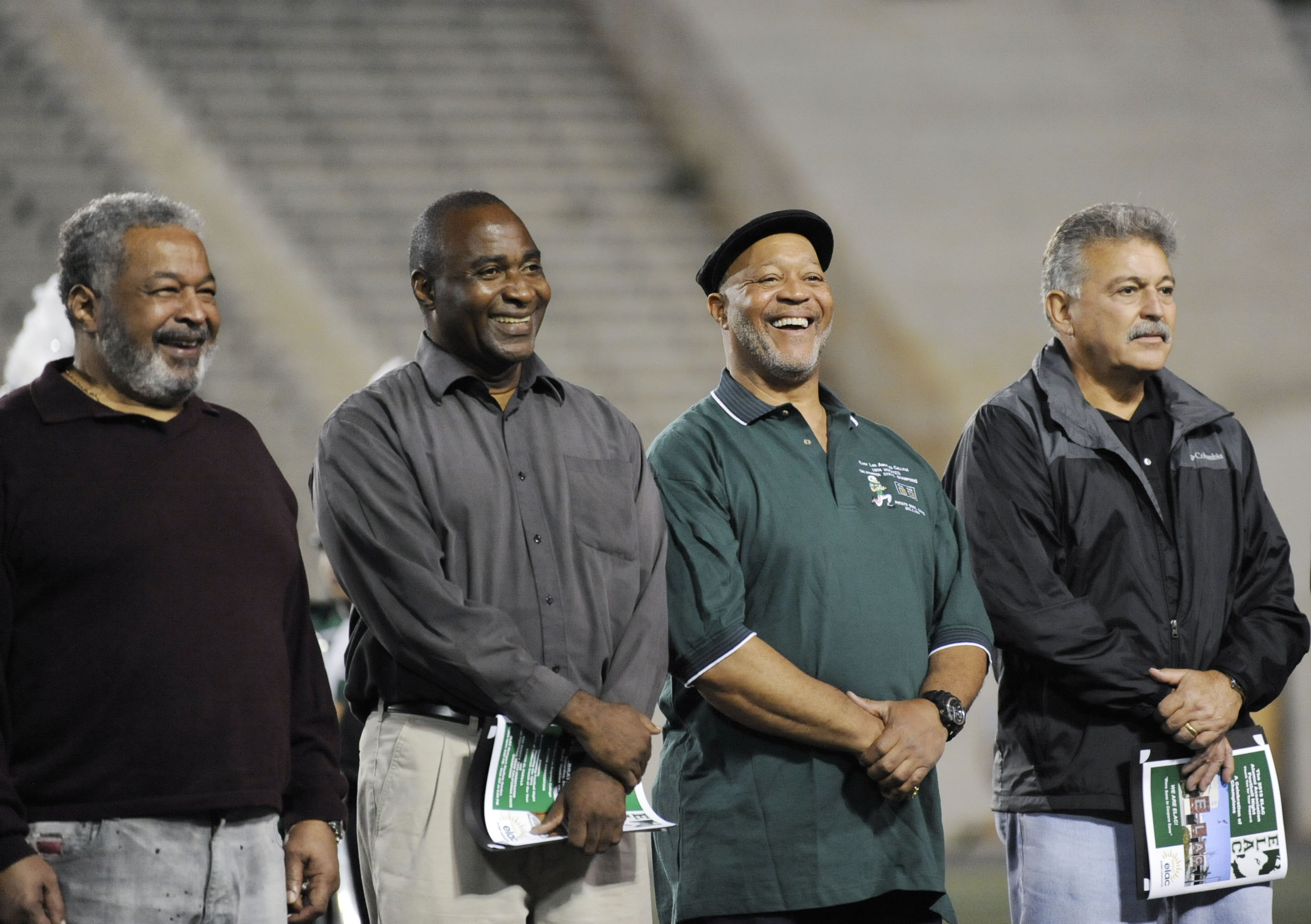 ELAC Alumni Association Honors 1974 Championship Football Team