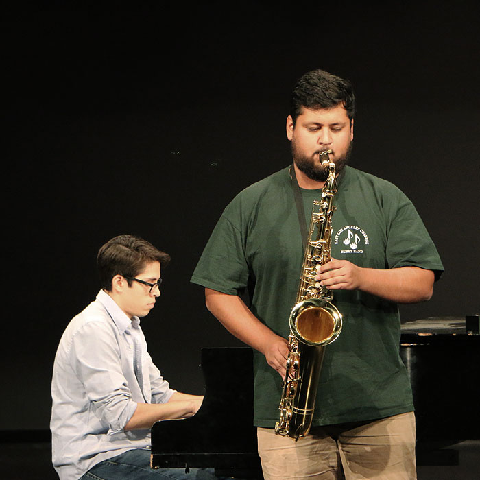 ELAC Music Department Fall 2019 Performances