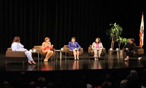 ELAC Hosts Speaker of the House Nancy Pelosi for Health Care Discussion