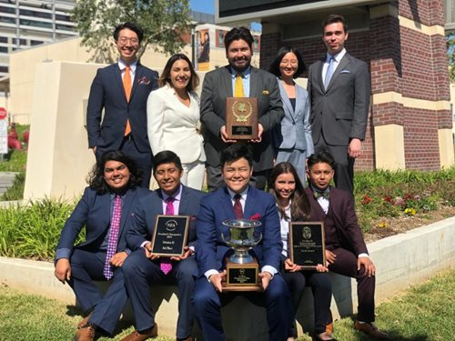 ELAC Speech and Debate Team Wins Multiple Awards